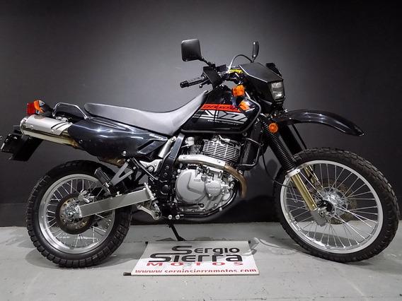 Suzuki Dr650 Negra 2020