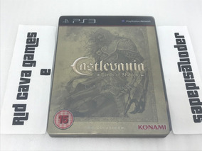 Castlevania Lords Of Shadow Collection Steelbook Ps3