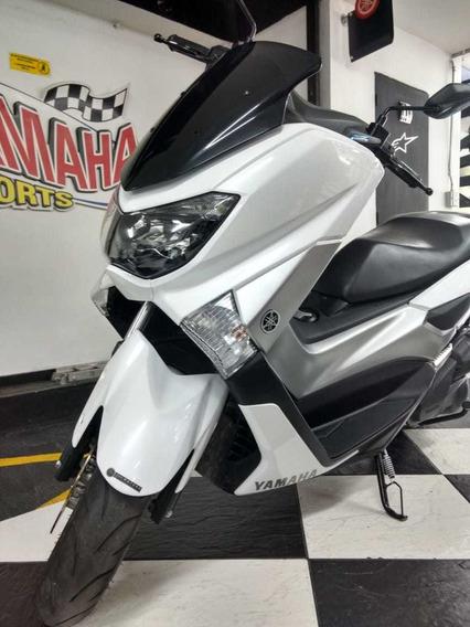 Yamaha Nmax Modelo 2019 - Blanca
