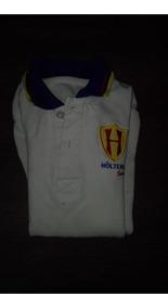 Uniforme Remera Y Pintorcito Colegio Holter Schule Talle 4