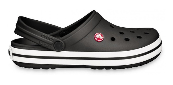 Crocs Band Negra - Crocsband Originales