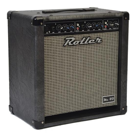 Amplificador Multifuncion Roller Mx 40 - 40w