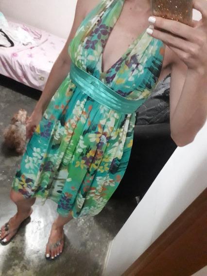 Vestido Hermoso De Dama Talla M