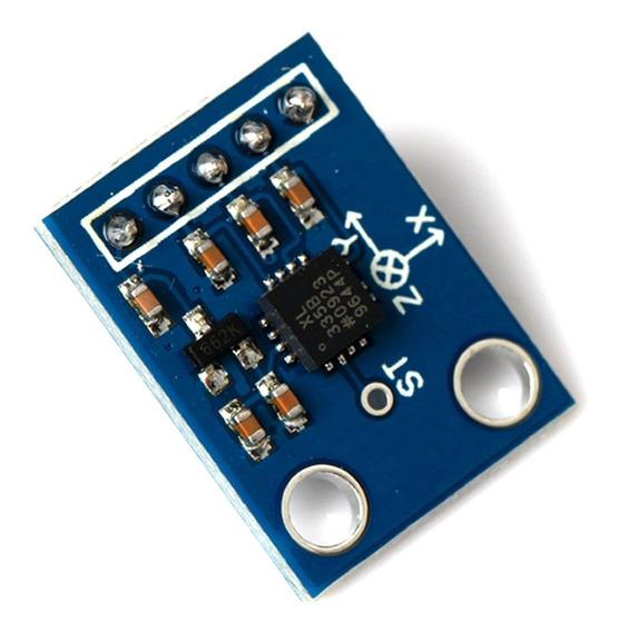 Acelerômetro Sensor De Gravidade Analógico 3 Eixos - Adxl335