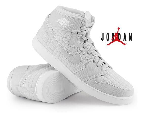 Tênis Air Jordan Retro Old Skool Cinza Tamanho 50 - Us17