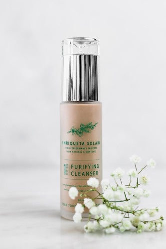 Purifying Cleanser - Enriqueta Solari