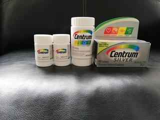 Enciclopedia Vitaminas Centrum Adultos