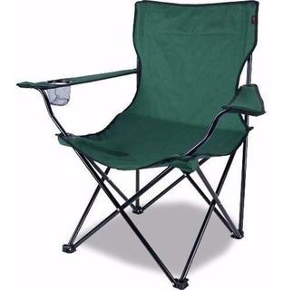 Cadeira Dobrável Verde Alvorada Nautika