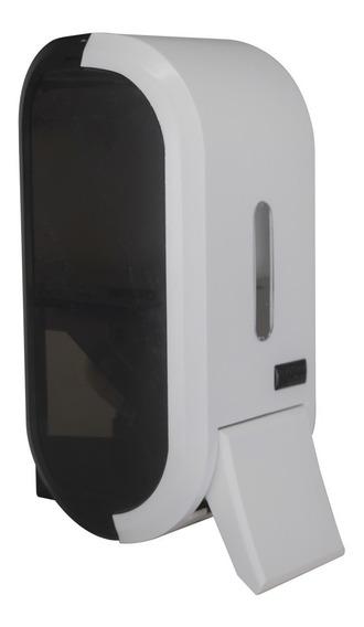 Dispenser Sabonete Liquido E Álcool Gel Compacto Premisse