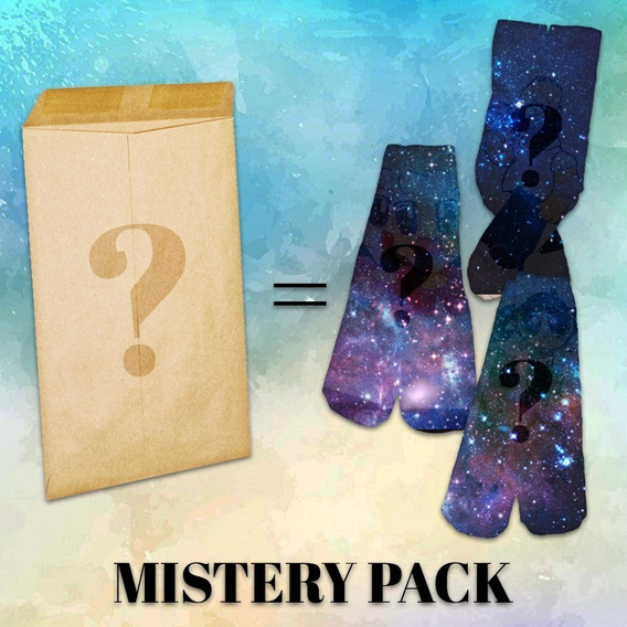 Calcetas Largas - Mistery Pack