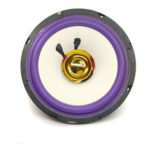 Parlante Altavoz 4ohm 50w Speaker 6 Pulgadas Sp-6404