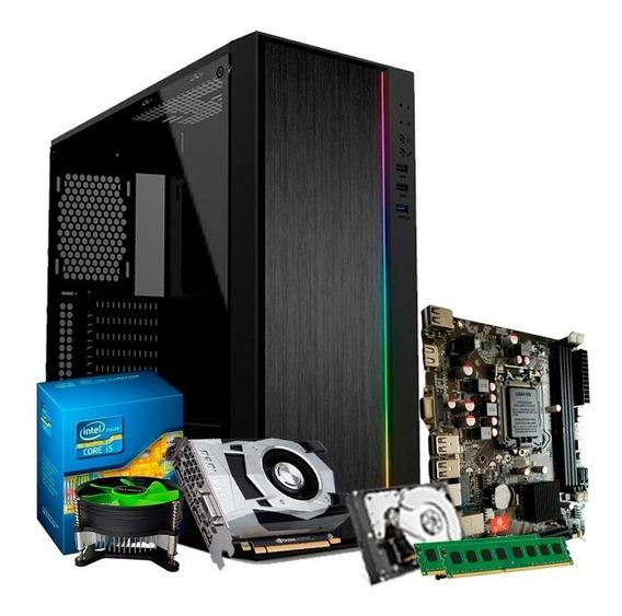 Pc Gamer I5 3.6 Ghz, 16gb, Geforce 4gb 1050 Gtx Ti + Nf