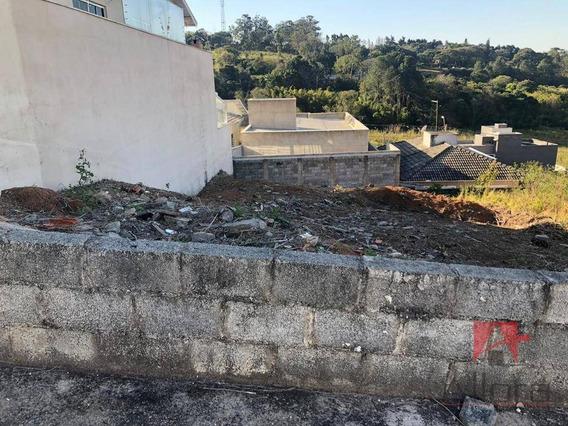 Terreno À Venda, 250 M² Por R$ 135.000,00 - Residencial Dos Lagos - Bragança Paulista/sp - Te0838