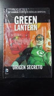Dc Comics - Salvat - Green Lantern - Origen Secreto