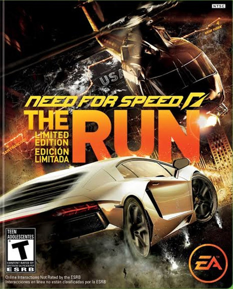 Need For Speed The Run Pc Envio Digital