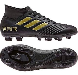 zapatos adidas negro con dorado 5000