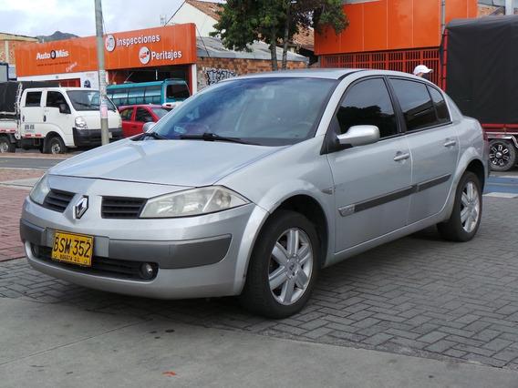 Renault Mégane Ii Sedán