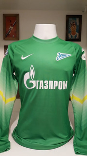 Camisa Futebol Zenit De Goleiro