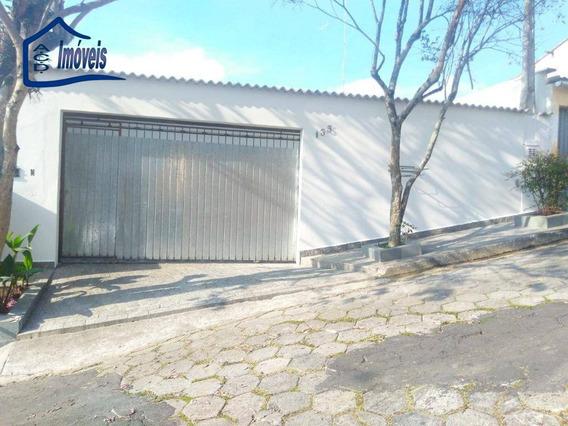 Casa Residencial À Venda, Chácara São José, Arujá. - Ca0145