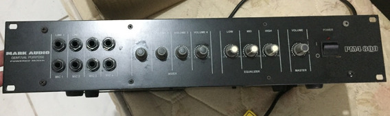 Cabeçote Multiuso Mark Audio Pm 4 800