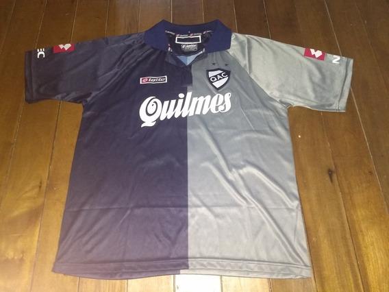Camiseta De Quilmes 2010 De Útileria #11 Marcá Lotto