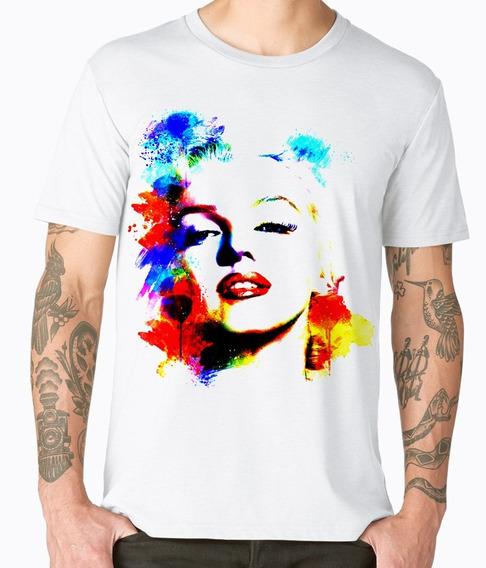 Playeras Cleen Alexer Marilyn Monroe Mujer Grandiosa Mod 11