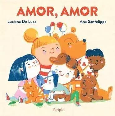 Amor, Amor - Luciana De Luca