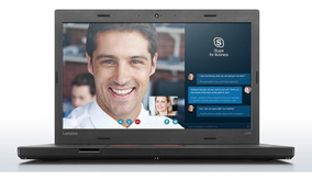 Notebook Lenovo Thinkpad L460 I5-6300u W10 Pro 4gb 1tb Preto