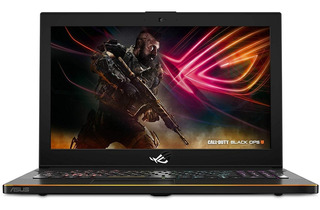 Laptop Gamer Asus Rog Zephyrus M Gm501 Intel Core I7 16gb 1tb 256gb 15.6 Nvidia Geforce Gtx 1070 8gb