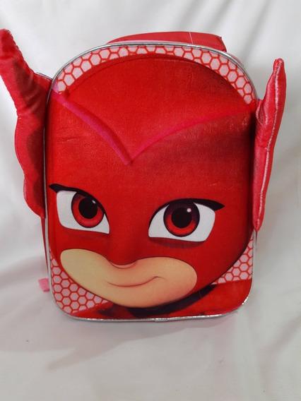 Mochila Infantil Heroes En Pjmasks Footy Originales