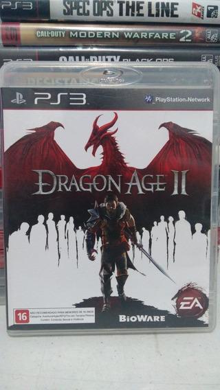 Dragon Age 2 Ps3 Mídia Física Usado
