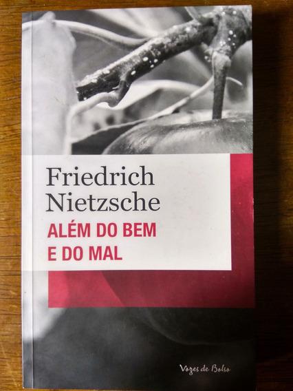 Livro Nietszche Além Do Bem E Do Mal Filosofia Sociais