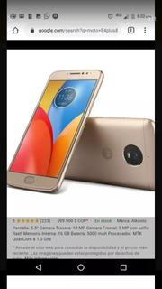 Celular Motorola E4plus