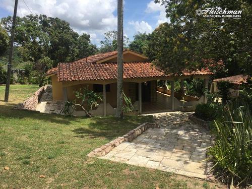 Chácara Com 3 Dormitórios À Venda, 66150 M² Por R$ 1.250.000,00 - Guabiraba - Recife/pe - Ch0027
