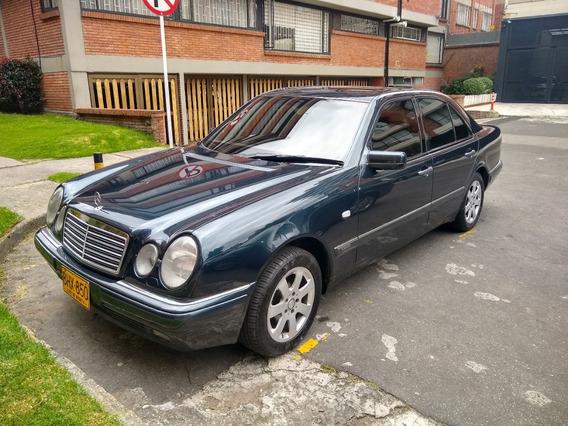 Mercedes-benz Clase E Elegance E320 1996