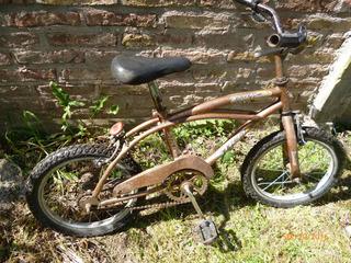 Bicicleta - Rodado 16 - Muy Buena !!!!!!!