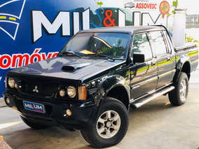 Mitsubishi L200 2.5 Gls 4x4 Cd 8v Turbo Diesel 4p Manual