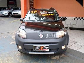 Fiat Uno 1.0 Way Flex 4p