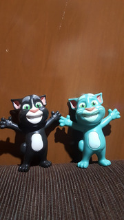 Brinquedo Talking Tom Superstar Gato Falante Mcdonald