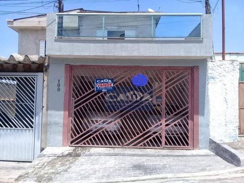 Imagem 1 de 30 de Sobrado À Venda, 190 M² Por R$ 370.000,00 - Cidade Líder - São Paulo/sp - So15335