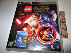 Star Wars O Despertar Da Força!! Playstation 3! God Of War!