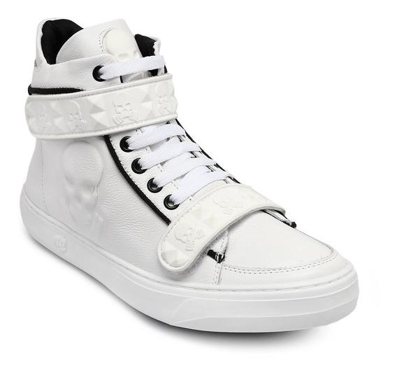 Tênis Hardcorefootwear Napa Confort Branco 3750hd-2nc06