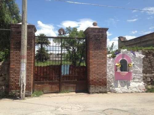 Terreno En Venta, Ideal Para Desarrolladores, En El Centro De Teotihuacan