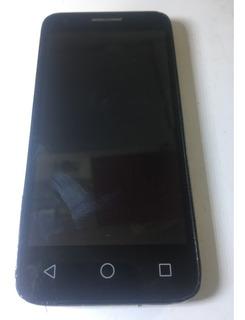 Smartphone Alcatel One Touch Pixi 3 5017e - Retirada De Peça