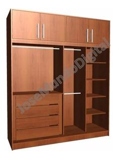 Programa Para Crear Y Desglosar Muebles Cocina Y Closet