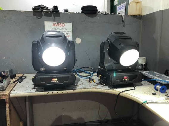 Moving Beam Holle 80w De Led
