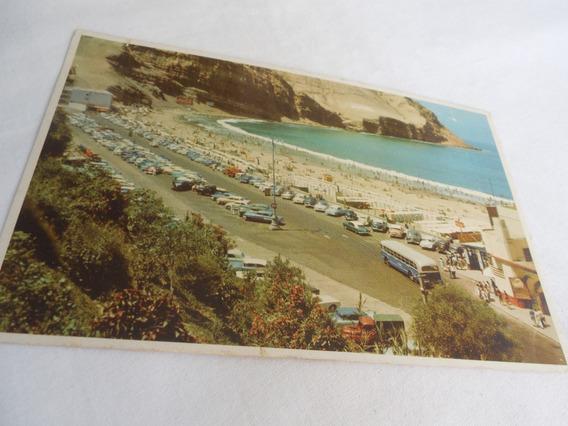 Postal Postal Playa Herradura Lima Peru