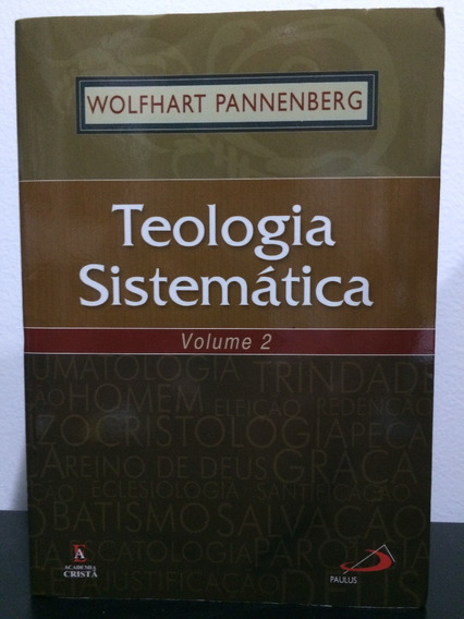 Teologia Sistematica Vl 2 Wolfhart Pannenberg