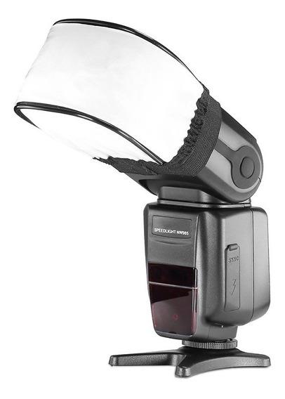 Difusor Soft Universal Flash Speedlite P/nikon Canon Yongnuo