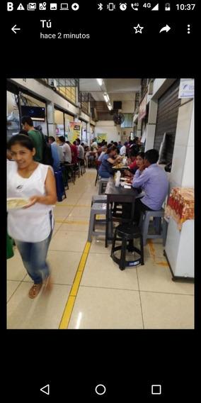 Puesto De Comida , Mercado Vara De Oro Zarate Sjl
